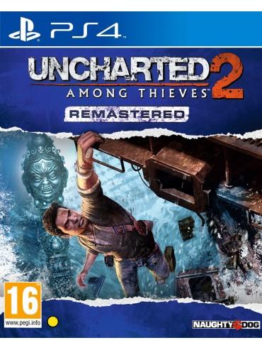 Uncharted 2 : Pośród Złodziei Remastered