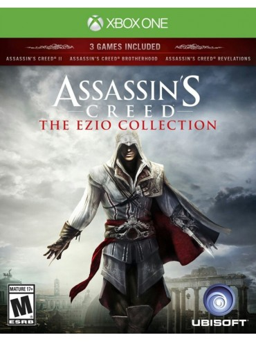 Assassin's Creed : The Ezio Collection PL (używana)