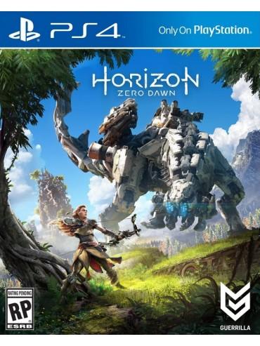 Horizon Zero Dawn PL (dubbing) (używana) PS4/PS5