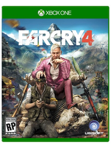 Far Cry 4 PL (używana)