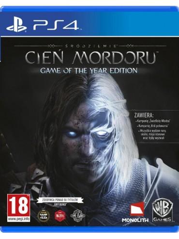 Śródziemie Cień Mordoru Game of the Year Edition PL