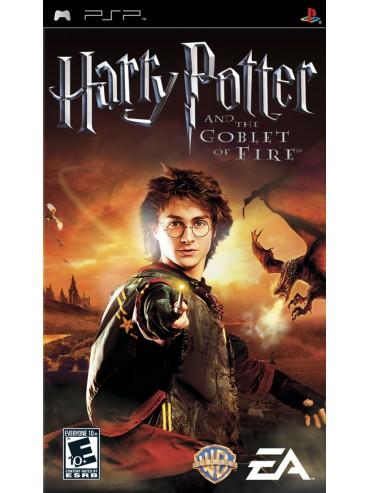 Harry Potter i Czara Ognia ANG (używana)