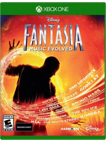 Disney Fantasia Music Evolved ANG (używana)