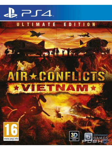 Air Conflicts Vietnam Ultimate Edition ANG (używana)