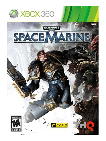 Warhammer 40,000 Space Marine PL (używana)