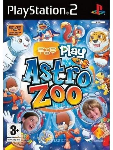 EyeToy : Play Astro Zoo PL (używana) PS2