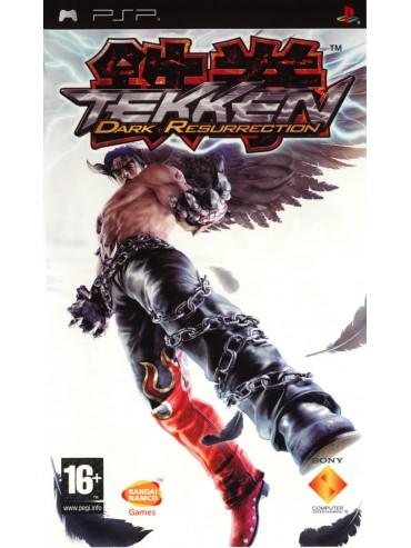 Tekken Dark Resurrection ANG (używana) PSP