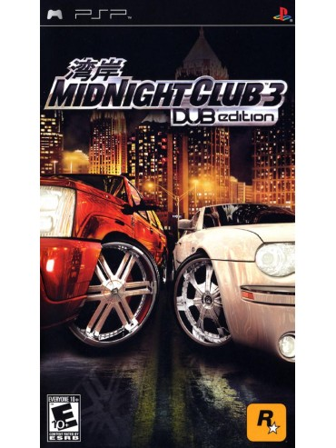 Midnight Club 3 DUB Edition ANG (używana)