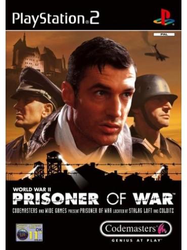 Prisoner of War ANG (używana) PS2