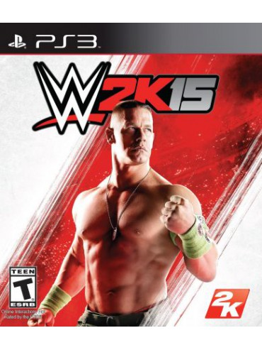 WWE 2K15 ANG (używana)