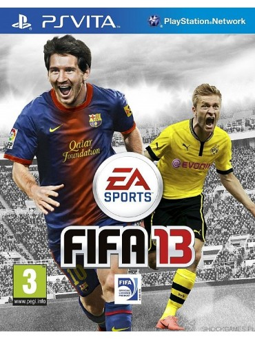 FIFA 13 ANG (używana)