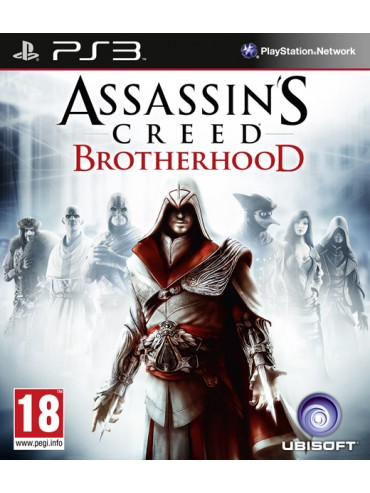 Assassin's Creed Brotherhood ANG (używana)