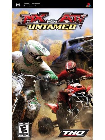MX vs. ATV Untamed ANG (używana)