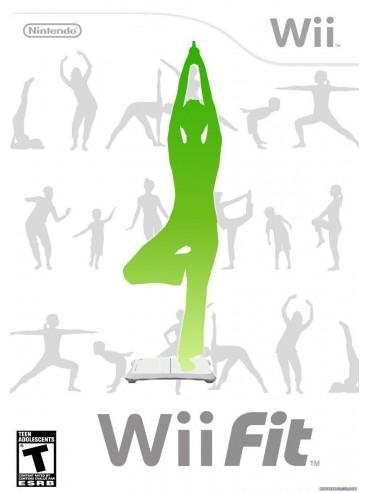 Wii Fit ANG (używana)