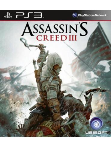 Assassin's Creed III PL (używana)
