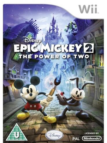 Epic Mickey 2 Siła Dwóch