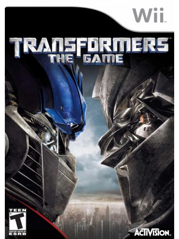 Transformers : The Game ANG (używana)