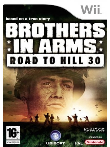 Brothers in Arms Road to Hill 30 ANG (używana)