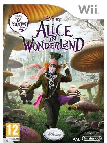 Alice in Wonderland ANG (używana)