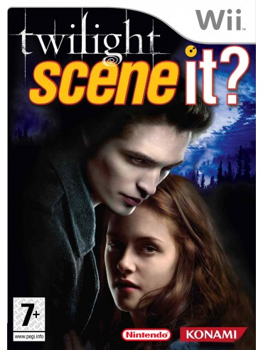 Scene it? Twilight ANG (używana)