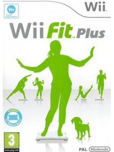 Wii Fit Plus ANG (używana) NintendoWii