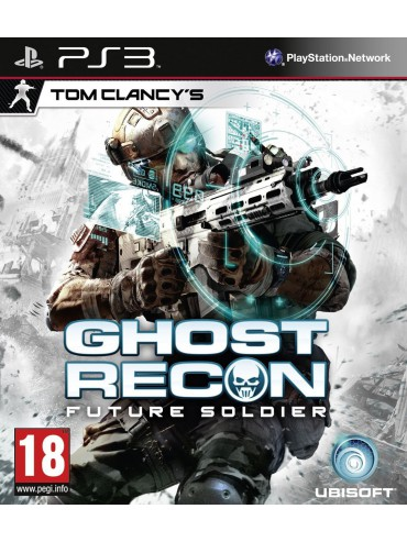 Tom Clancy's Ghost Recon: Future Soldier PL (używana)