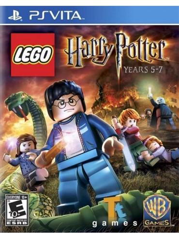 LEGO Harry Potter Lata 5-7 PL (używana)