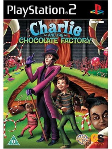 Charlie and the Chocolate Factory ANG (używana) PS2