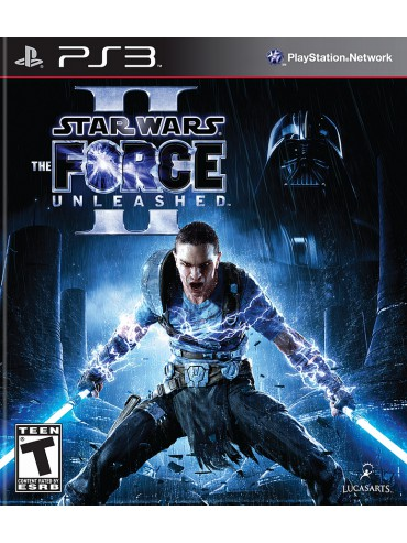 Star Wars The Force Unleashed II ANG (używana)