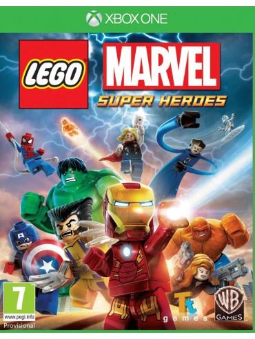 LEGO Marvel Super Heroes ANG (używana)