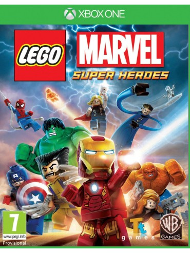 LEGO Marvel Super Heroes (używana)