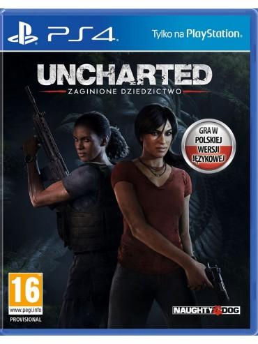 Uncharted : Zaginione Dziedzictwo