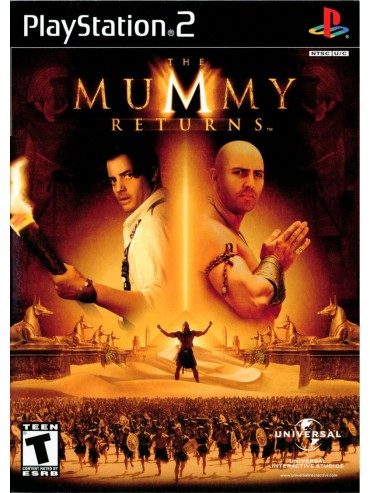 The Mummy Returns ANG (używana) PS2