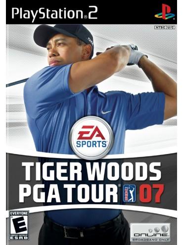 Tiger Woods PGA Tour 07 ANG (używana) PS2