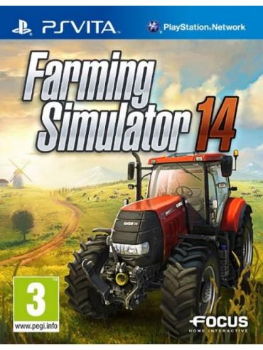 Farming Simulator 14 ANG (używana)