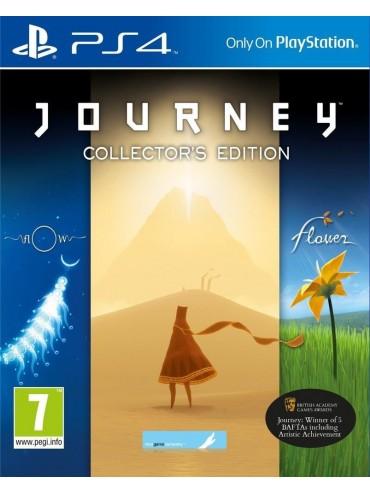 Podróż Edycja Kolekcjonerska PL (używana) PS4/PS5