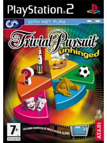 Trivial Pursuit Unhinged ANG (używana) PS2