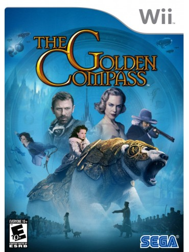 The Golden Compass ANG (używana) NintendoWii