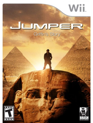 Jumper Griffin's Story ANG (używana) NintendoWii
