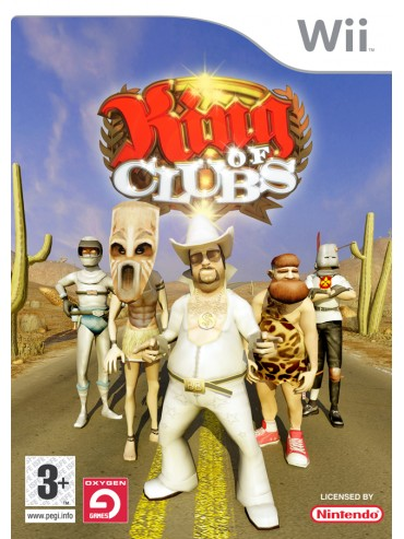 The King of Clubs ANG (używana) NintendoWii