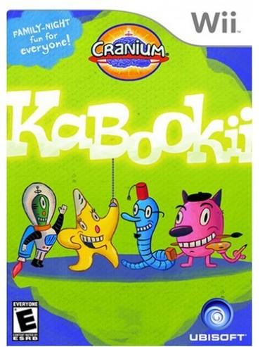 Cranium Kabookii