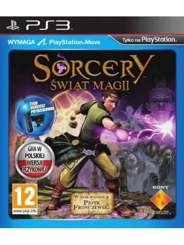 Sorcery : Świat Magii PL MOVE (używana)