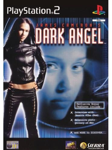 James Cameron's Dark Angel ANG (używana) PS2