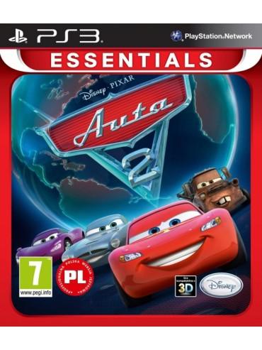 Auta 2 Disney Pixar
