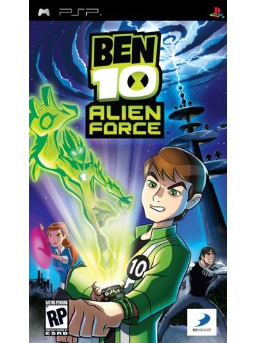 Ben 10 : Alien Force ANG (używana)