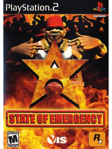 State of Emergency ANG (używana) PS2