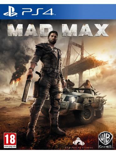 Mad Max PL (używana)