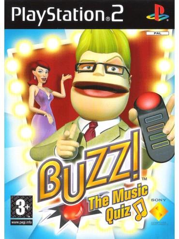 Buzz! Muzyczny Quiz ITA (używana) PS2