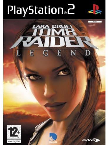 Tomb Raider : Legenda ANG (używana)