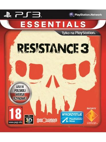 Resistance 3 PL (używana)